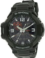 Casio G-Shock Aviator Twin Sensor Mens Watch GA1000-1A