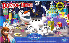 Hasbro B4504100 Partyfieber Dr Doktor Bibber Disney Frozen Olaf Schneemann Spiel