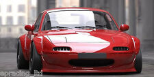 Mazda MX5 Mk1 NA 89-97 Model Rocket Bunny Style Wide Body Kit