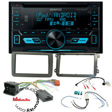 Vw golf Mk5 Mk6 double din cd MP3 usb iphone & android direct musique upgrade kit