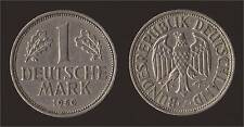 GERMANIA GERMANY 1 MARK 1950 J