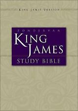 Zondervan KJV Study Bible by Hindson, Edward E.