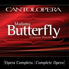 Madama Butterfly (Complete Opera) COMPLETE REFERENCE VERSION, New Music