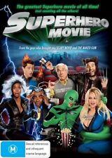 Superhero Movie DVD NEW