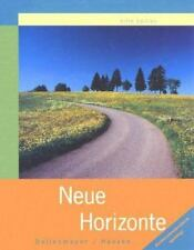 Neue Horizonte: A First Course in German Language and Culture