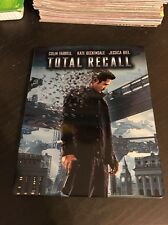 Total Recall Steelbook (Blu-ray/DVD, 2012, 3-Disc)