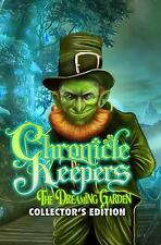 CHRONICLE KEEPERS: THE DREAMING GARDEN - Steam chiave key - Gioco PC Game - ROW