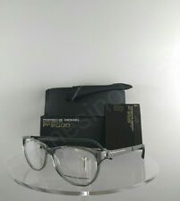 New Authentic Porsche Design P 8246 B Eyeglasses Transparent  P'8246 56mm Frame