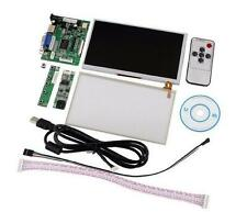 7 inch Raspberry Pi/Linux/Win LCD Touch Screen Display with usb touch controller