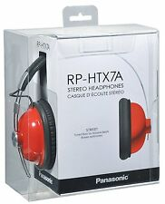 Panasonic Retrò Monitor over-ear Cuffie rp-htx7 rp-htx7ae-r