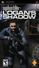 Syphon Filter Logan's Shadow PSP