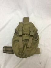 Eagle Industries Khaki SAS Gas Mask Drop Leg Pouch Duty LE SWAT SEALs