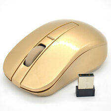 Per Tablet Computer Portatile 2.4GHz Mouse Senza Fili USB Cordless Mice