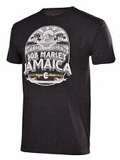 Billabong Men's Bob Marley Jamaica Reggae Music Shirt-Small