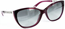 Tiffany & Co Sonnenbrille / Sunglasses TF4094-B 8173/3C 59 Ausstellungs//213(31)