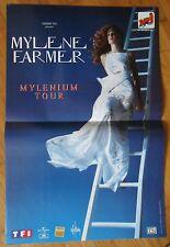 AFFICHE MYLENE FARMER - MYLENIUM TOUR 40 X60