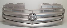 New OEM Grille Fits 2003 2004 2005 2006 2007 Cadillac CTS SILVER 15279129