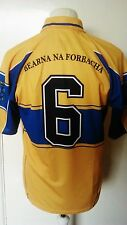 Bearna Na Forbacha GAA (Barna Galway) Match Worn Hurling Jersey (Adult Small)