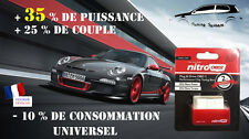 BOITIER ADDITIONNEL CHIP BOX OBD OBD2 TUNING VOLKSWAGEN GOLF 4 TDI 90CV