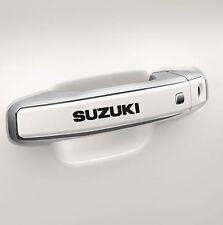 6x Car Door Handle Sticker fits Suzuki Sticker Car Body-wear Vinyl N70