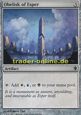 2x Obelisk of Esper (Obelisk von Esper) Commander 2013 Magic