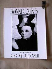 MANNEQUINS; George Bennett; Soft-cover; Black & white photos; Knopf [1977]