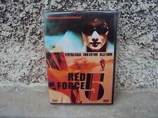 RED FORCE 5; UNCUT DVD