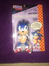 Sonic The Hedgehog Figure type Bubble Blower SEGA JAPAN