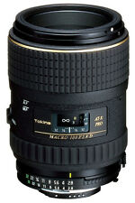 Tokina 100MM Macro F/2.8 AT-X M100 PRO D for Nikon, U.S. Authorized Dealer