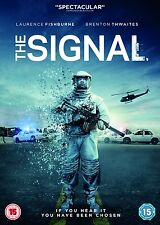 The Signal DVD 2015  New/Sealed UK stock