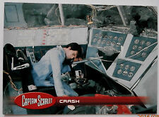 Captain scarlet-individuelle trading card #23, crash-imparable cartes 2015