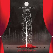 AVANT GARDE - FIRE WALK WITH ME   CD NEU