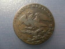 MEXICO 1/4 REAL 1836 Mo