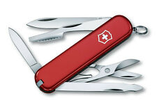 NEW VICTORINOX SWISS ARMY EXECUTIVE POCKET KNIFE RED BOXED 53401