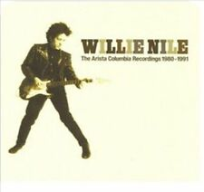 Arista Columbia Recordings 1980-1991 by Willie Nile (CD, Jun-2013, 2 Discs,...