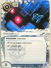 Android Netrunner LCG - 1x Gingerbread  #044 - System Crash Runner Draft Pack