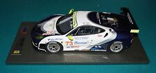Ferrari F430 GT Sebring 12 Hours 2008 Tafel Racing BBR 1/18 Multimedia NEW