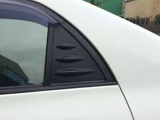 Window Deflector Side Cover Fins Unpainted for TOYOTA ALTIS Corolla  2008-2013