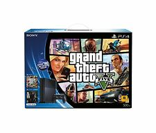 Sony Playstation 4 (PS4) Black Friday Bundle GTA V & Last of Us Remastered