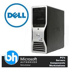Dell Precision 390 Intel Dual Core E6700 2.66GHz 500GB HDD 4GB RAM Tower PC