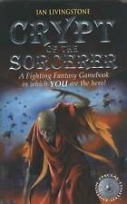 Crypt of the Sorcerer (Fighting Fantasy Gamebook 6) NEW
