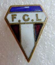 insigne FCL FOOTBALL CLUB ASSOCIATION SPORTIVE  émail ORIGINAL France