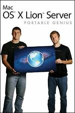 Mac OS X Lion Server Portable Genius - New - Wentk, Richard - Paperback