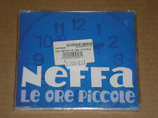 NEFFA - LE ORE PICCOLE - CD SINGOLO SIGILLATO (SEALED)