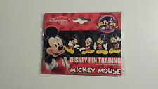 Disney Disneyland Paris Mickey Mouse Booster Set 4 Pins DLRP Micky Maus NEU