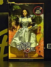Barbie Wizard of Oz Pink label.SET OF 5 DOLLS, with sounds & speech 2008. MINT !