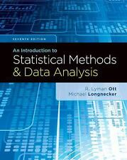 An Introduction to Statistical Methods and Data Analysis by R. Lyman Ott and...