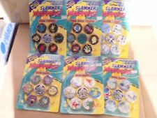POGS SLAMMER WHAMMERS SERIES 2 ALL (6) SETS (144) IN TOTAL