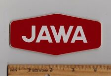 JAWA STICKER Decal Vintage Speedway Motocross Enduro ISDT Motorcycle AHRMA