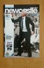 2010/11  NEWCASTLE UNITED v WEST BROMWICH ALBION  -  EXCELLENT CONDITION